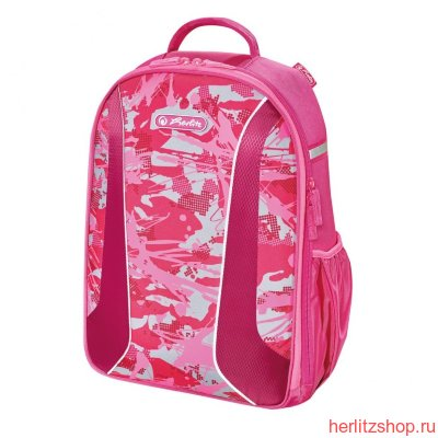 Рюкзак Herlitz Be Bag Airgo Camouflage Girl