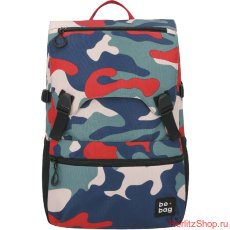 Рюкзак Herlitz Be Bag Be.Smart Camouflage Fun