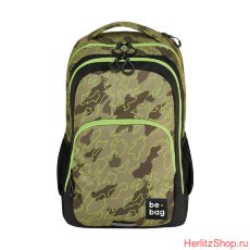 Рюкзак Herlitz Be Bag Be.Ready Abstract Camouflage